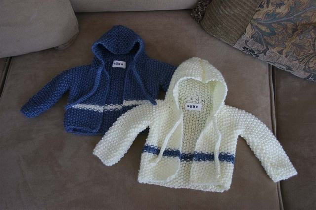 Free Crochet Pattern For A Baby Sweater : CROCHET BABY CARDIGAN PATTERNS Free Patterns